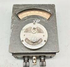 Unipivot Galvanometer by Westinghouse Robert William Paul Patent Iy-354