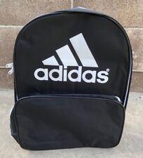 7d3b7252fc03 Adidas Vintage 1990 s Santiago II Medium Backpack Black 238411X Originals