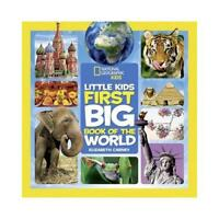 Little Kids' First Big Book of the World by Elizabeth Carney (author)
