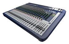 Analogue TS 6.35mm (1/4') Out Pro Audio Mixers