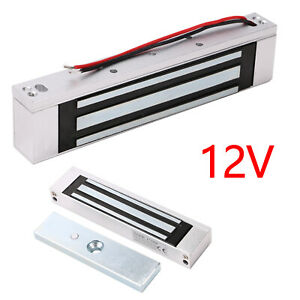 12V Electromagnetic Electric Magnetic Door Lock Baby Pet Proof Cupboard Door Dra