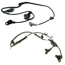 New ABS Anti-Lock Brake Wheel Speed Sensor Front Left & Right For Toyota Venza