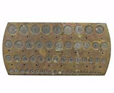 Uhrmacherwerkzeug altes Maß aus Uhrmacher Nachlass vintage watchmaker tool