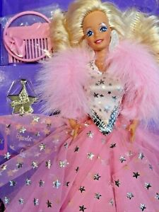 Vintage 1988 Superstar Barbie Award Winning Movie Star NRFB New Mattel ⭐️