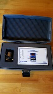 Sun Nuclear 1027 Radon Monitor with Case, Power Supply and Active Calibration