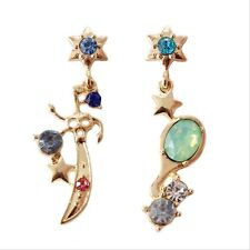 Anime Sailor Moon 25th anniversary Sailor Uranus & Neptune Talisman Earrings
