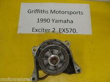 90 YAMAHA EXCITER 2 II 570 88 89 91 EX570 WATERPUMP ENGINE WATER PUMP IMPELLER