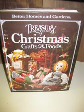 Treasury of Christmas Crafts and Foods by Rosemary C. Hutchinson, Joan...