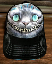 Authentic Limited Edition Disney Alice in Wonderland Cheshire Hat Cat Kitty Cap
