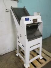 """""""OLIVER 797"""" H.D. COMMERCIAL GRAVITY FED, FREE STANDING ½"""" BREAD SLICER MACHINE"""