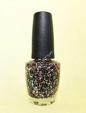 "Opi Nail Lacquer ""Hr G48 Two Wrongs Don'T Make A Meteorite"" Starlight Collection"