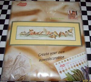 Marjolein Bastin Collection Create Your Own Printed Counted Cross Stitch Kit