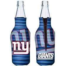 New York Giants  Hunter Mfg NFL 12oz Bottle Coolie FREE SHIP