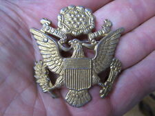 WWII Army Officer Eagle Sweetheart Pin ~ Large Pin!!!