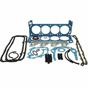 New Fel Pro Engine Overhaul Gasket Set 1970-1982 Ford bb 351C 351M 400