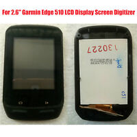 LCD Display Touch Screen Digitizer W/Frame Replacement For Garmin Edge 510 GPS