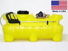Sprayer Atv & Utv Mounted - Commercial - 25 Gallon - 12 Volt - 2.8 Gpm - 45 Psi