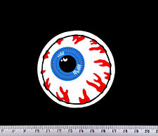 Big Eye Keep Watch JDM Sticker Mishka Laptop PC Decal Skateboard Luggage Bumper
