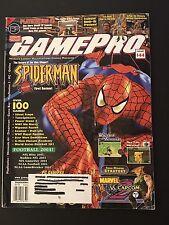September 2000 GamePro Magazine Spider-Man