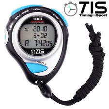 TIS Pro 234 100 Lap Stopwatch Water + Shock Resistant ✅ FREE UK SHIPPING ✅