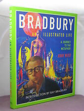 1st, signed by 2, Ray Bradbury: An Illustrated Life by Jerry Weist (2002)