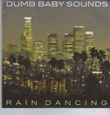 (CT961) Dumb Baby Sounds, Rain Dancing - DJ CD