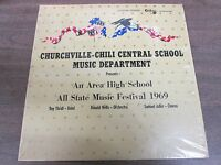 33 RPM Vinyl Churchville-Chili Central School Music Department, Century042514ame