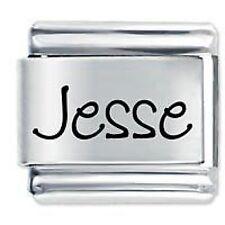 Jesse nome-DAISY Charm da JSC accoppiamenti Classic Taglia Italiana Charms Bracciale