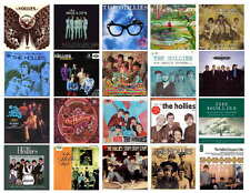 THE HOLLIES  RECORD ALBUMS   PHOTO-FRIDG MAGNETS