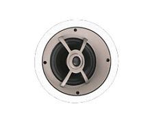"""Proficient Lcr Home Theater in Ceiling round Speaker 6.5"""" Woofer C650 New In Box"""