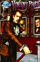 Vincent Price Presents: Gallery of Terror (One-Shot) Comic Book - Blue Water