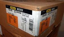 STANLEY BOSTICH 7/16 WIDE X 1 LONG 17 GA. STAPLES 17S5-25G 24,640 NEW