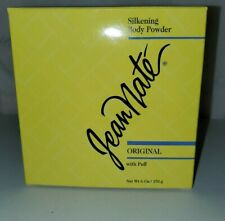 Jean Nate Silkening Body Powder 6 Ounce by Jean Naté Cosmetic With Box