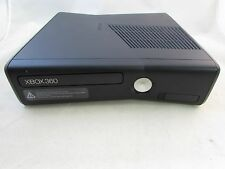 MICROSOFT XBOX 360 250GB SLIM MODEL 1439 CONSOLE ONLY VERY GOOD CONDITION!