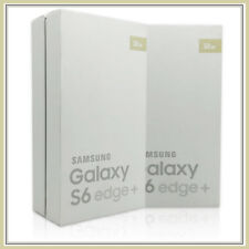 Original Samsung Galaxy S6 Edge+ Gold Platinum Empty Box No Phone & Accessories