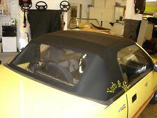 Suzuki Vitara Swift Geo Metro Cabrio Cappotta Set Riparazione IN PVC