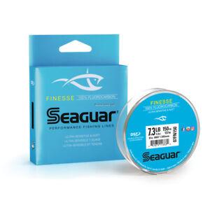 Seaguar Finesse Double Structure Fluorocarbon Line 7.3lb