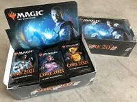 3x Magic Core 2021 DRAFT Booster Packs New from Factory Sealed Box English MTG