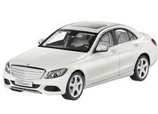 Mercedes Benz W 205 C Limousine Classe 2014 Diamant Blanc 1:18