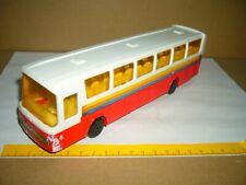 MAJORETTE Mercedes Bus rot-weiss, 1-55