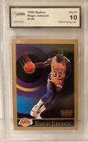 1990 Skybox Magic Johnson #138 Lakers / GRADED INVESTMENT - GEM MT 10 🔥🔥🔥