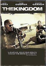 THE KINGDOM DVD WIDESCREEN REGION 1 BRAND NEW SEALED FREE POSTAGE Jamie Foxx
