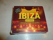 Essential Ibiza Six Pack - 2000 6 DISC 60-Track CD Album Box Set