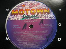 "MAGIC LADY-BETCHA CAN'T LOSE. 1988 ORIGINAL DISCO/SOUL/FUNK 12"" SINGLE. MOTOWN"