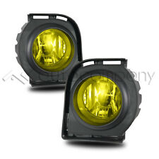 2008-2010 Scion XB Fog Lights w/Wiring Kit & Wiring Instructions - Yellow