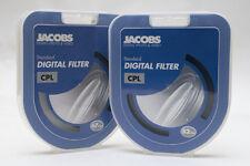 Jacobs DIGITAL 82mm e 67mm Lens CPL Circolare Polarizzatore FILTRI cirpl NUOVO