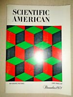 Scientific American Magazine 1971 African Drums Cryptobiosis Gum Nebula Birds