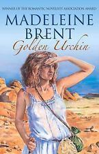 Golden Urchin (madeleine Brent): By Madeleine Brent