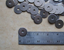 Stainless Steel FENDER Washers - 5/32