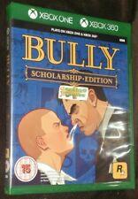 Bully Scholarship Edition XBOX ONE & 360 NEW SEALED Free UK p&p UK SELLER